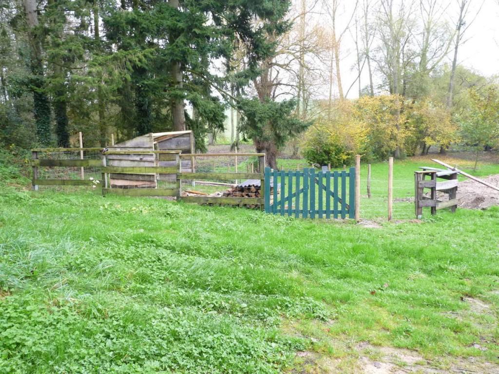 enclos chèvre 3