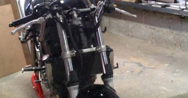 changement fourche sv650 avec GSXR 1000