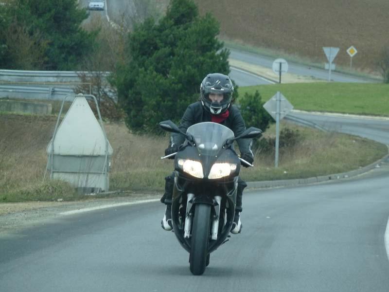 Motard sans moto