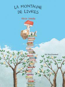 couverture la montagne de livres